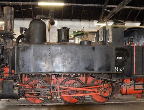 Eisenbahn-Museum Lienz