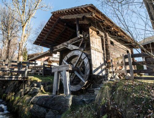 Freilichtmuseum Oberlienz